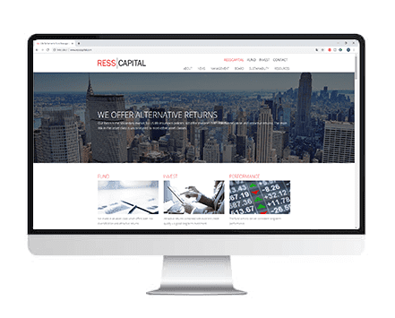 Referens - Ress Capital