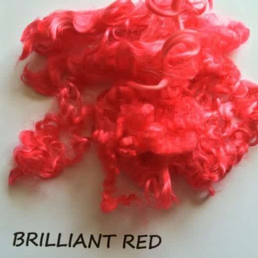 Brilliant red