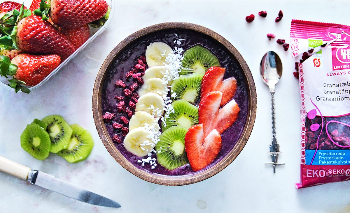 Smoothie bowl - Forever Ultra Vanilla