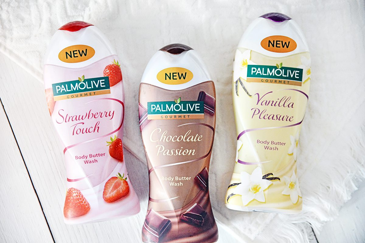 Palmolive Gourmet Body Butter Wash