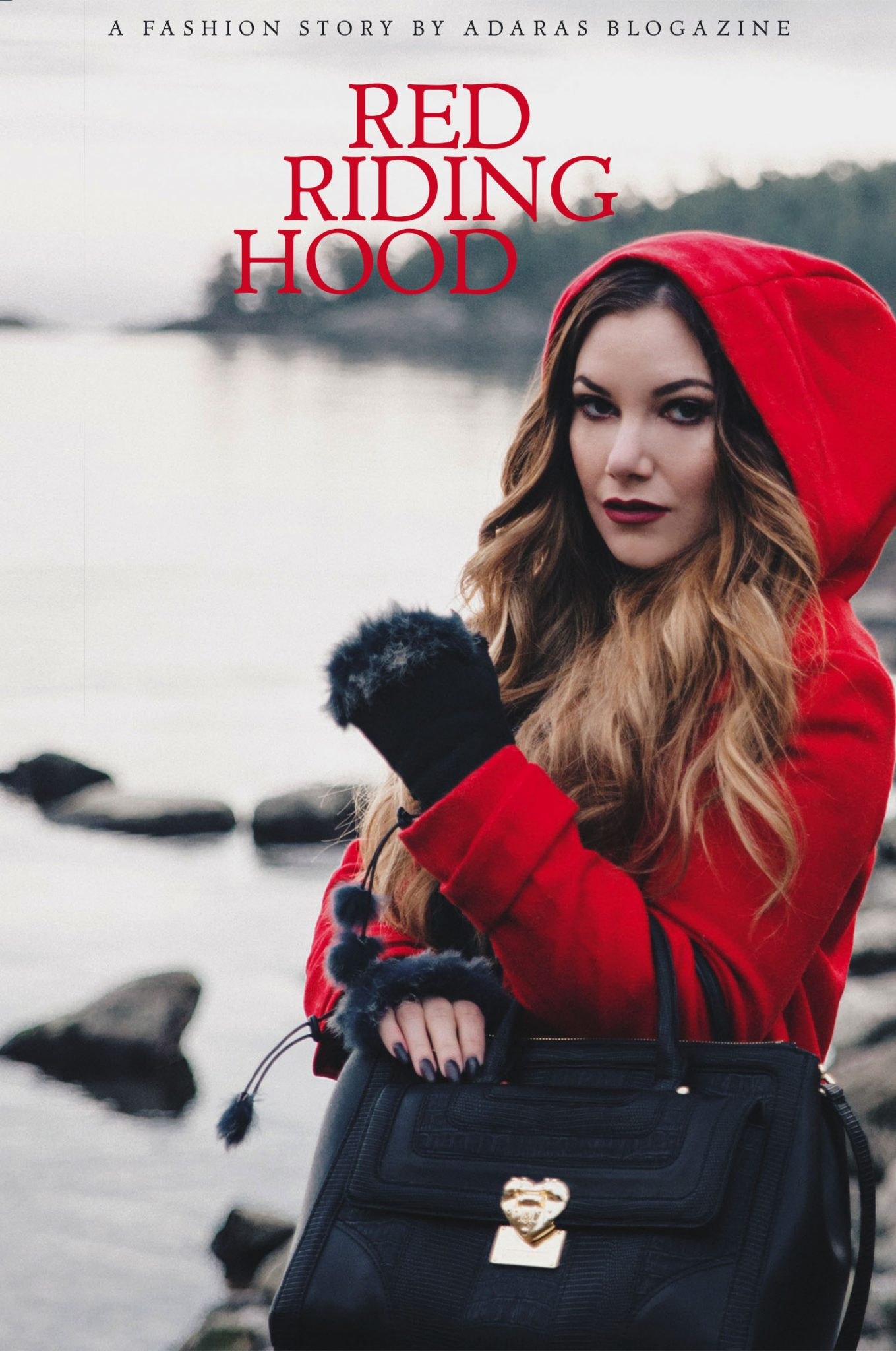 Little Red Riding Hood Fashion Story