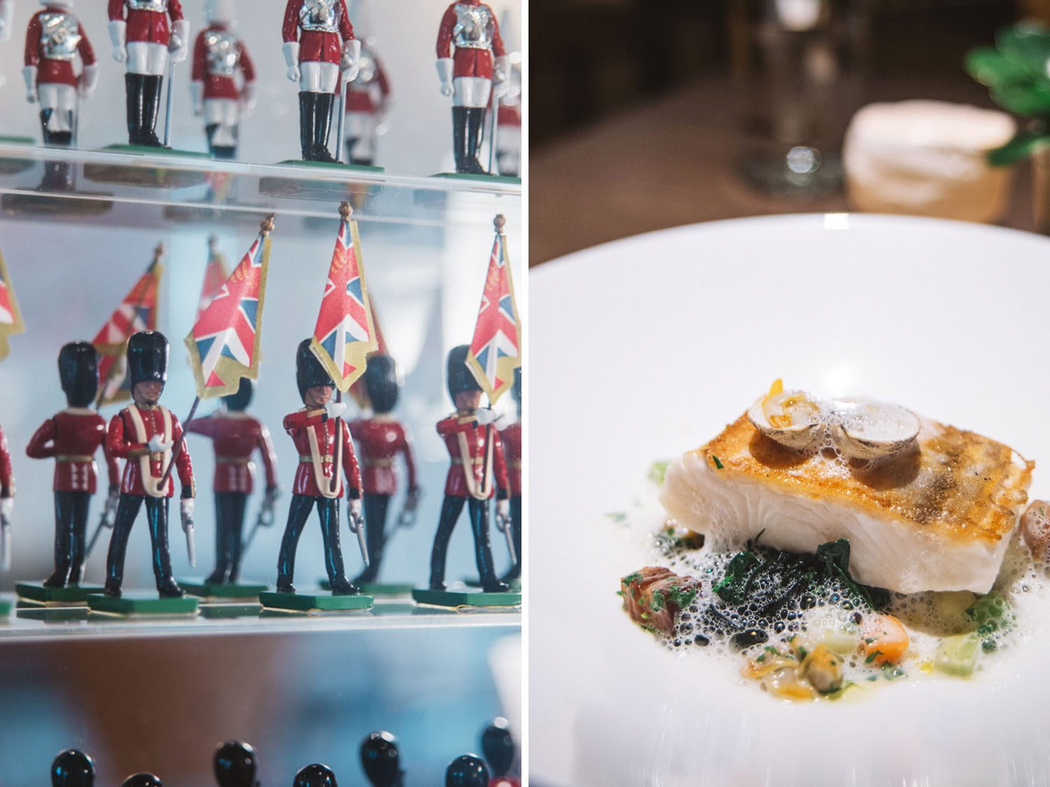 Dinner by Michelin-starred chefs The Galvin Brothers at The Athenaeum