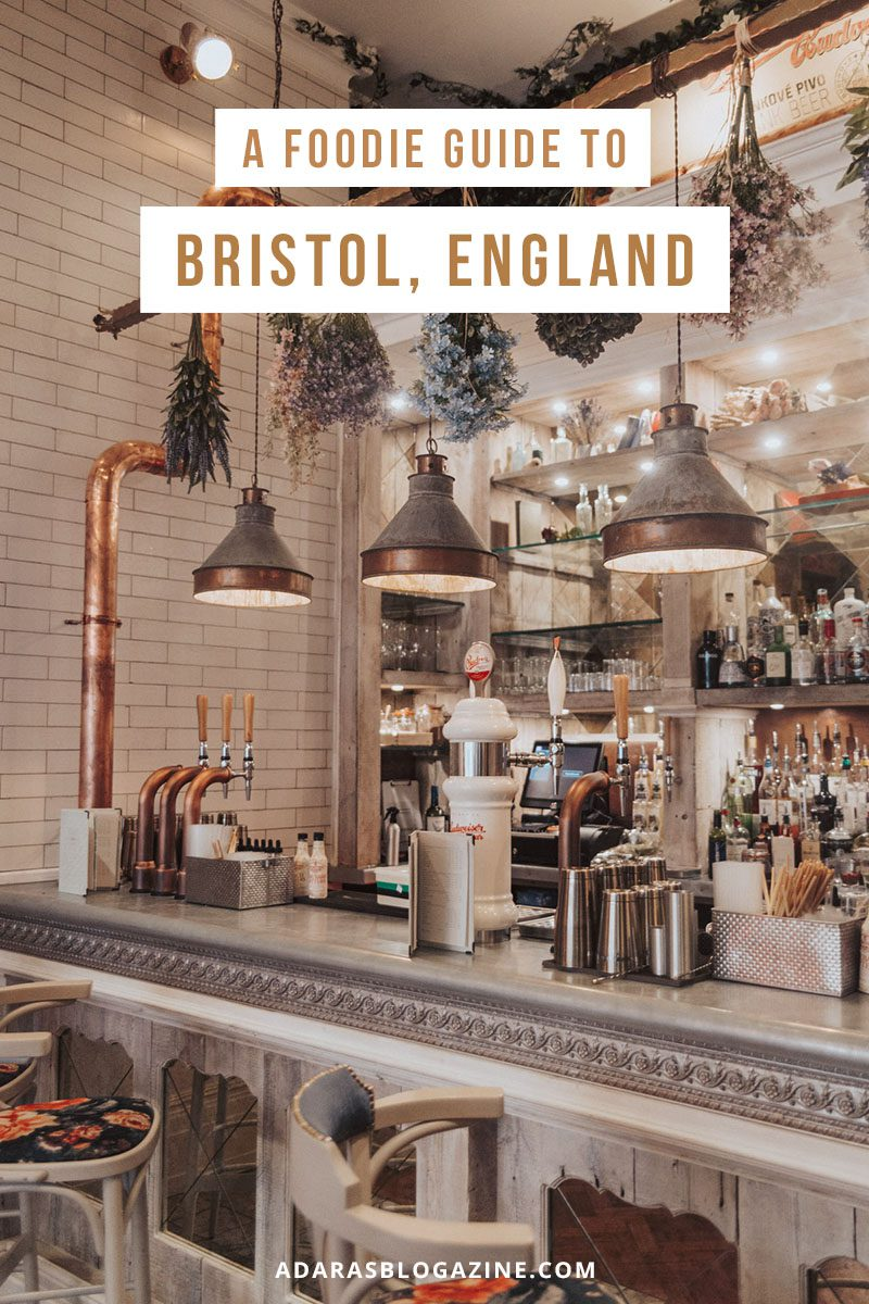 A Foodie Guide to Bristol, England