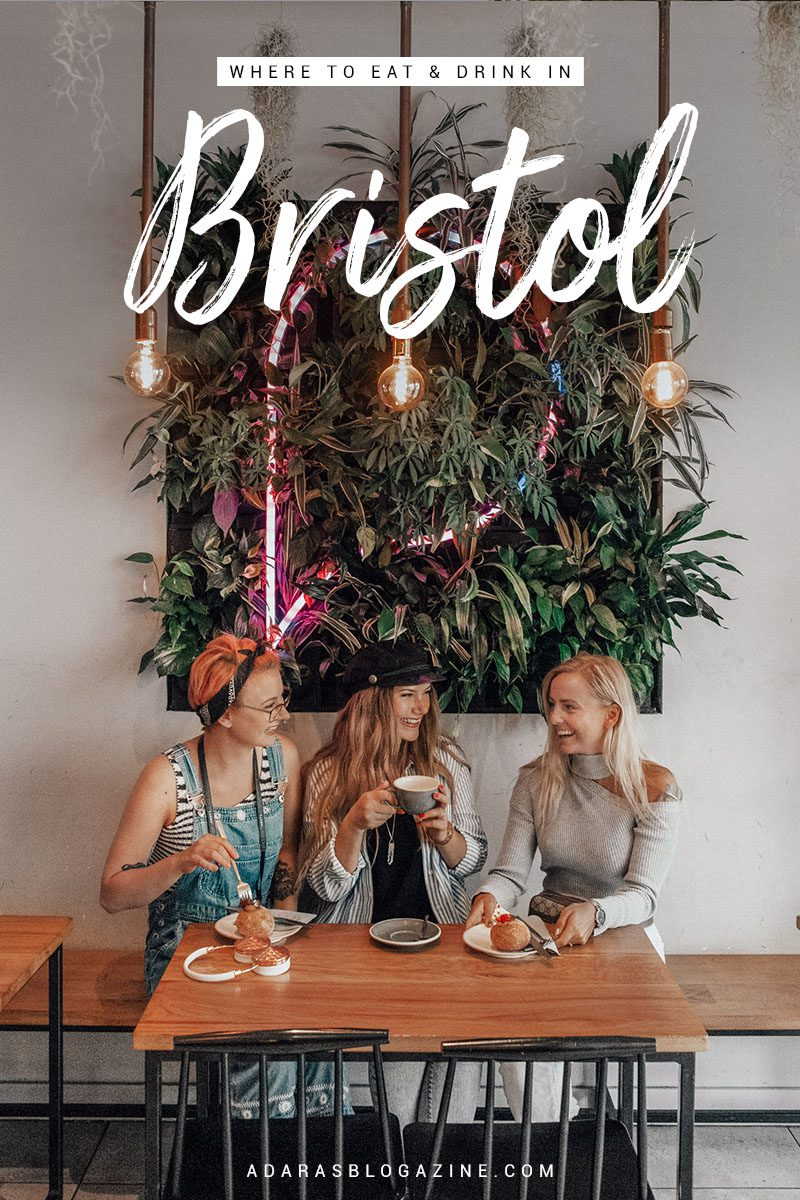 Where to Eat & Drink in Bristol, England