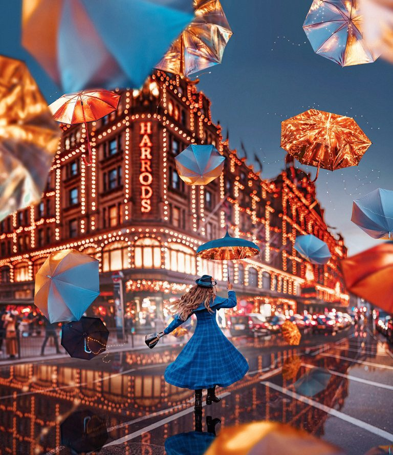 A Mary Poppins Returns Guide to London