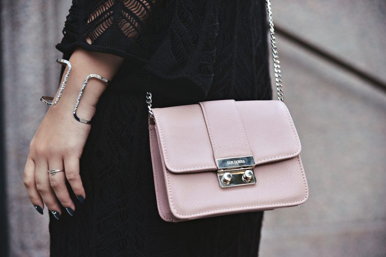 That Pink Mini Bag