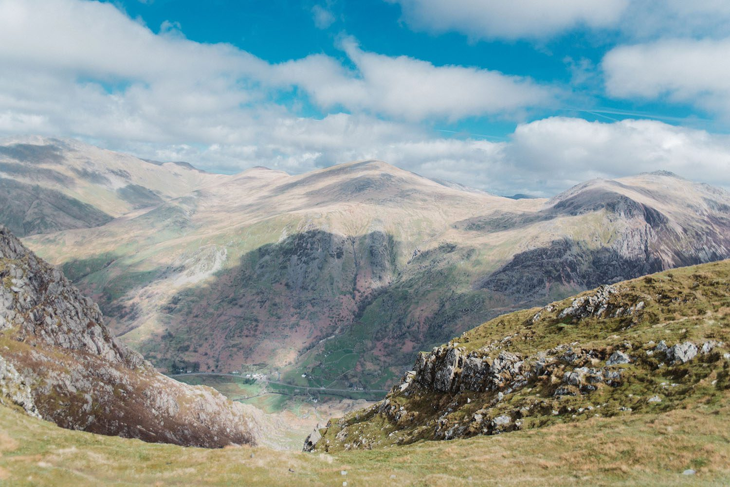 Clogwyn, Snowdonia National Park in Wales - King Arthur: Legend of the Sword Filming Location in Wales