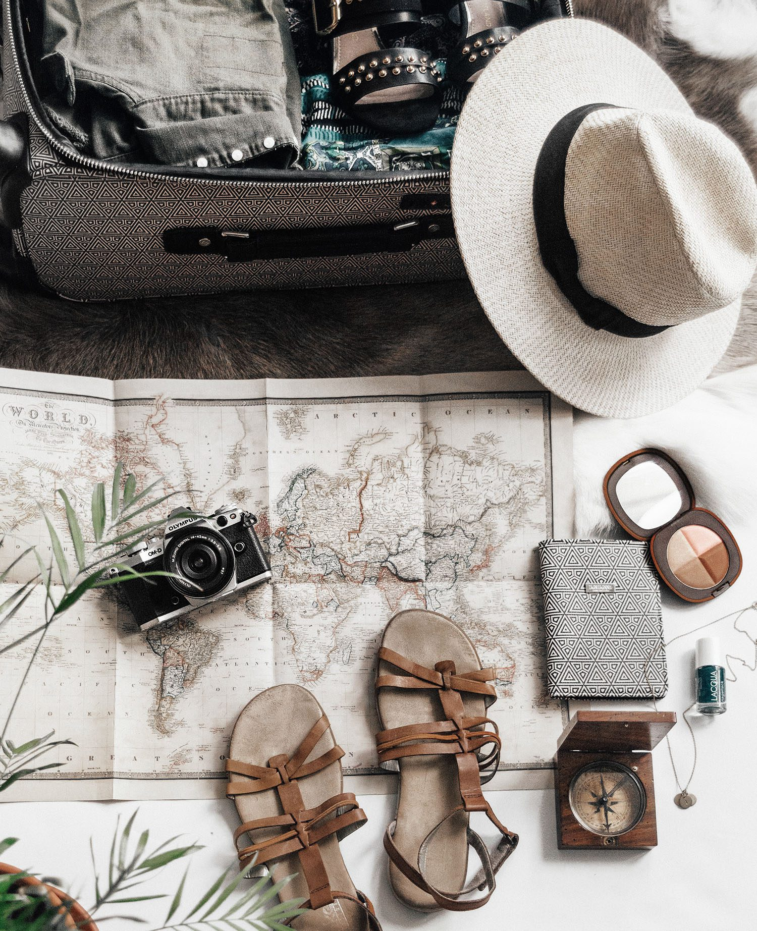 Carry-On Essentials for Long-Haul Flights
