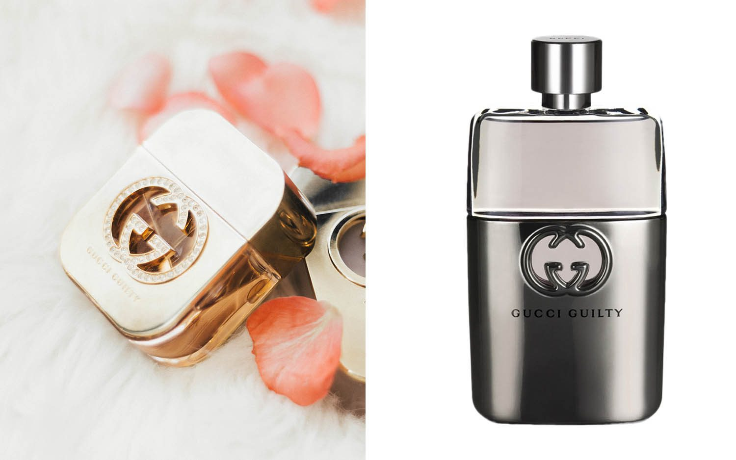 Couple Fragrances: Gucci Guilty for her & him