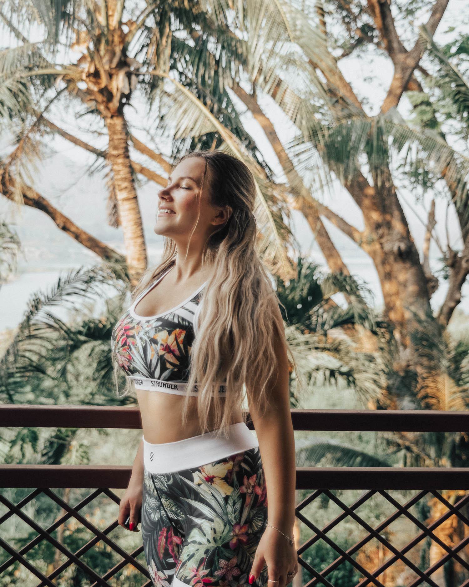 Activewear from Stronger  Tohsang Hotel & Resort
